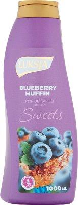 Luksja płyn do kąpieli Bluberry muffin