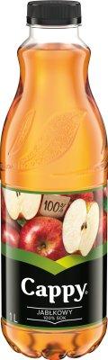 Cappy sok 100% jabłkowy, bez dodatku cukrów