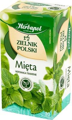 Herbapol Zielnik Polski mięta