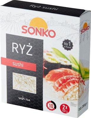 Sonko ryż sushi