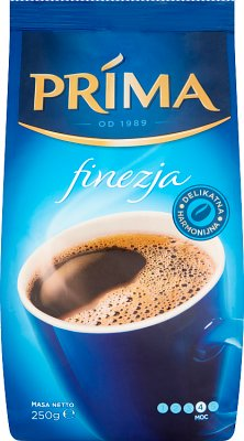 Cafe Prima Finezja kawa mielona