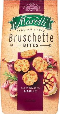 Bruschetta Maretti chrupki chlebowe czosnkowe