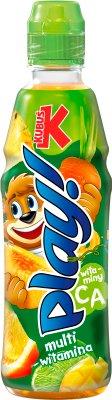 Kubuś Play napój owocowy multiwitamina