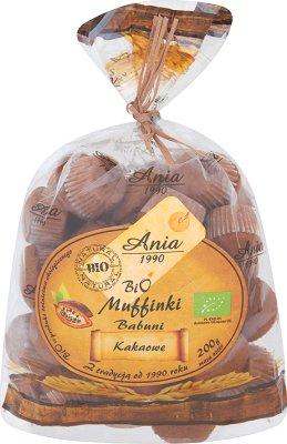 Bio Ania Muffinki Babuni BIO Kakaowe