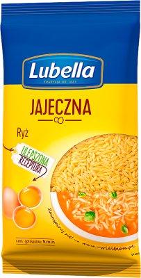 Lubella Domowa jajeczna makaron ryż