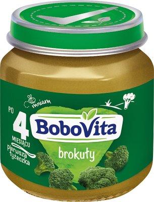 Bobovita Pierwsza Łyżeczka Brokuły