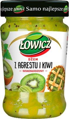 mermelada baja en azúcar Grosella Kiwi