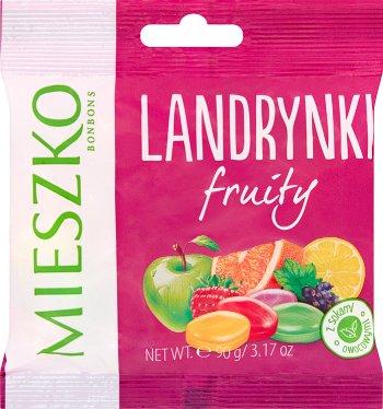 Mieszko Landrynki Fruity