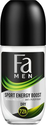 Fa Antyperspirant w kulce Men Sport Double Power