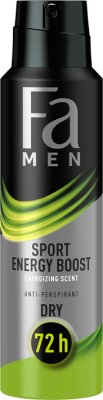 Fa Antyperspirant Men Sport Double Power