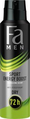 Fa Antyperspirant Men Sport Double Power