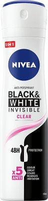Nivea anti-perspirant Invisible