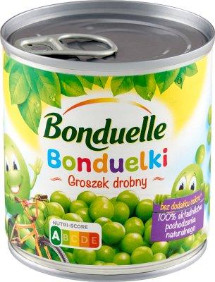 Bonduelle Groszek ekstradrobny