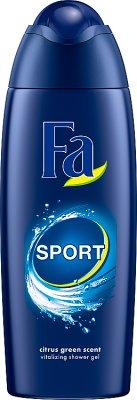 Fa Men żel pod prysznic Active Sport