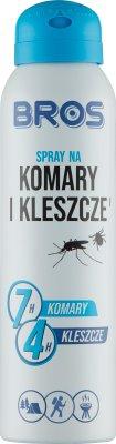 BROS spray na komary i kleszcze (DEET 15%)