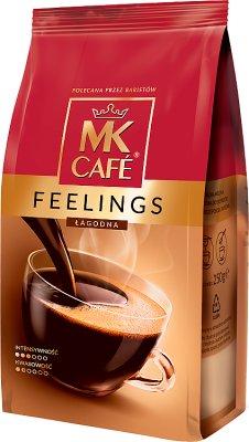 чувства молотого кофе