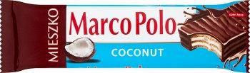 Artur Marco Polo wafel kokosowy w mlecznej czekoladzie