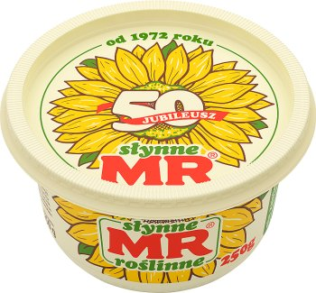 MR famous vegetable butter