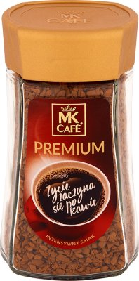 MK Cafe Premium Kawa rozpuszczalna