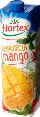 Hortex Pomarańcza z Mango Napój