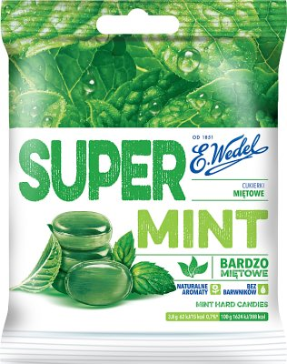 menthes e de supermint