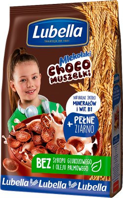 conchas mlekołaki cereales