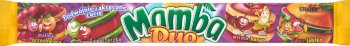 Mamba Duo Dwusmakowe gumy rozpuszczalne o smaku owocowym 4 x 26,5 g