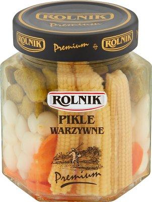 Rolnik Premium Pikle warzywne