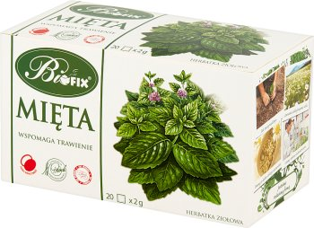 Bifix mięta Herbatka ziołowa
