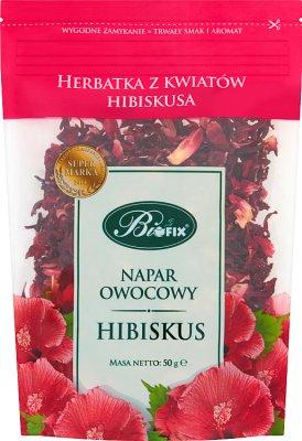 Bifix Napar owocowy hibiscus Herbatka z kwiatów hibiskusa