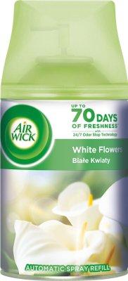 Air Wick Freshmatic Max Wkład do odświeżacza powietrza białe kwiaty