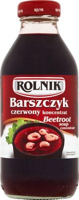 Rolnik Barszczyk czerwony koncentrat