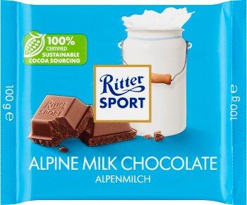Ritter Sport Czekolada mleczna alpejska