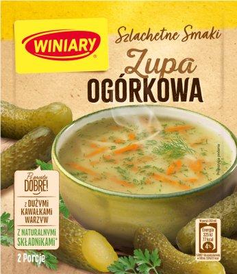Winiary Jak u Mamy Zupa ogórkowa