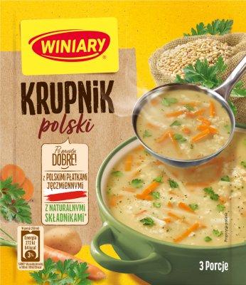 Winiary Nasza specjalność Krupnik polski