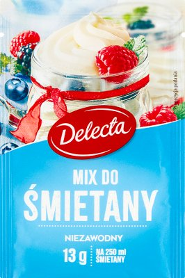 Delecta Mix do śmietany