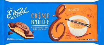 E. Wedel Czekolada mleczna o smaku creme brulée