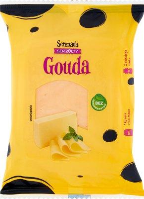 Serenada ser żółty gouda w kawałku