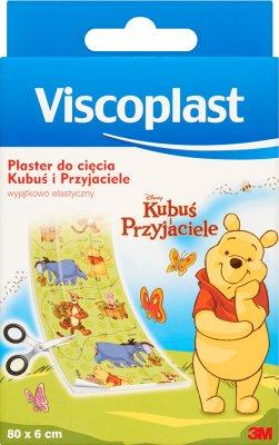 Disney Viscoplast Pflaster Schneiden Winnie the Pooh