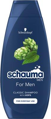Scharzkopf Schauma szampon dla mężczyzn do każdego rodzaju włosów z ekstraktem chmielu