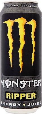 Monster Energy + Juice napój energetyczny Ripper