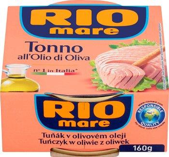 Rio Mare tuńczyk w kawałkach w oliwie