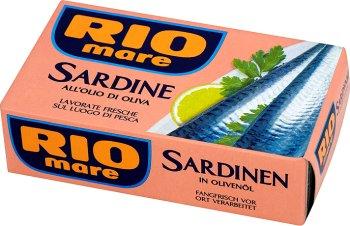 Rio Mare Sardynki w oliwie z oliwek