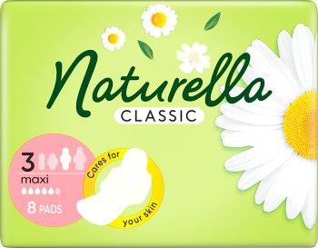Naturella classic zapachowe podpaski higieniczne Maxi soft touch