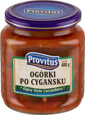 Provitus Ogórki po cygańsku