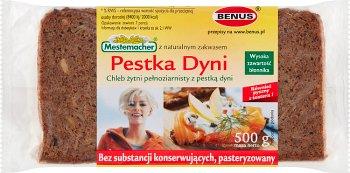 Mestemacher Chleb pełnoziarnisty żytni z pestką dyni