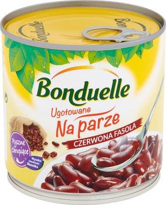 Bonduelle Gotowane na parze Czerwona fasola