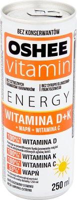 OSHEE Vitamin Energy witamina D