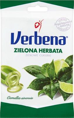 Thé vert à base de plantes doux