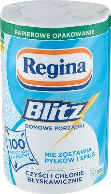 Regina Blitz Ręcznik uniwersalny 3 warstwy